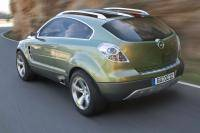 Opel Antara GTC: Concept of the Year