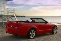 Drop Top: Ford Mustang Convertible