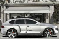 Supersnelle SUV: Rinspeed Chopster