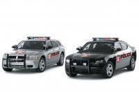 Lucky bastards: Dodge Charger Police