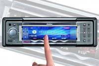 Clarion autoradio met touchscreen display