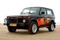 Lada Niva is back!