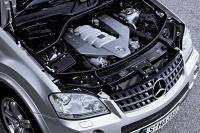 Supersnelle SUV: Mercedes ML 63 AMG