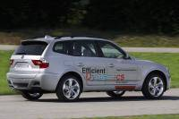 Hybride-aangedreven BMW X3 EfficientDynamics