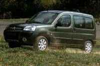 4x4-look: Citroën Berlingo X-TR