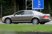 Facelift Volkswagen Phaeton in 2007