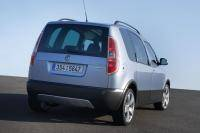 Skoda Roomster Scout: offroad-look