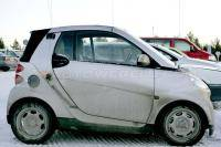 Smart Fortwo Cabriolet in Brabus-trim