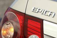 In detail: Chevrolet Epica