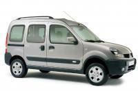 Off-road Renault Kangoo´s