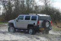 Like nothing else: Hummer H3