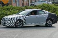 Nieuwe Cadillac CTS in aantocht