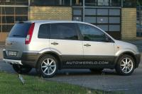 Wannabe 4x4 Ford Fusion gespot