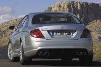 Top-of-the-range: Mercedes CL 63 AMG