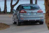 De nieuwe Ford Mondeo in productie-outfit