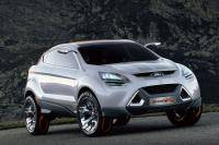 Concept-SUV: Ford Iosis X