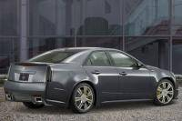 Cadillac CTS Sports Concept: CTS-V voorbode