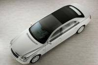 Maybach 62 Landaulet: Open air experience