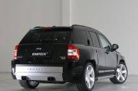 Jeep Compass in StarTech-outfit