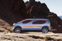 Hypermoderne MPV: Ford Airstream Concept