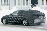 Test-prototype Jaguar XF