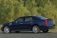 Facelift voor Cadillac STS