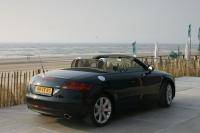 Audi TT Roadster: pure emotie