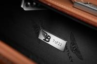 Notabele genodigde: Bentley Mulsanne Birkin Limited Edition