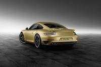 Porsche Exclusive maakt je 911 Turbo goud