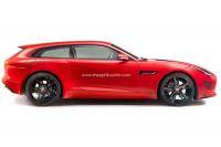 Fantaseren over de Jaguar F-Type Shooting Brake