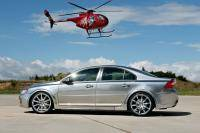 Volvo S80 High Performance Concept op SEMA