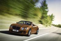 Bentley Continental GT Speed krijgt oppeppertje