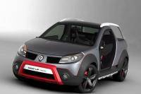 Stoere Renault/Dacia Sand´up Concept