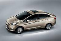 Speciaal voor China: Ford Fiesta Sedan