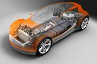 Dodge ZEO Concept: electric muscle