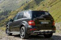Personalisatie op en top: ML 63 AMG ´Performance Studio´