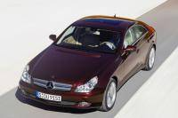 Facelift Mercedes CLS: fine-tuning