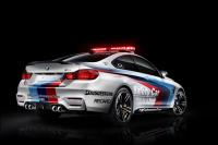BMW M4 lost M6 af als Safety Car