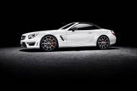 Warm de zomer in met de Mercedes SLK en SL Look Edition