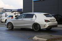 Nog een bagage-knaller: Mercedes CLA 45 AMG Shooting Brake