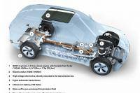 BMW Vision EfficientDynamics: X5 Diesel-hybride