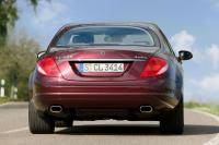 Mercedes CL 500 als 4Matic