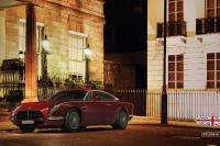 David Brown's Speedback GT ademt iconische DB5