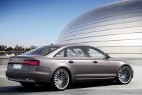 Audi neemt A6 L e-tron in (Chinese) productie