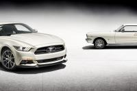 Feestnummer voor Ford met Mustang 50 Year Limited Edition