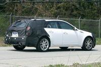 Eerste foto´s Cadillac CTS Wagon