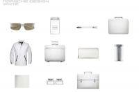 Wit is mode: Porsche Design White Collection