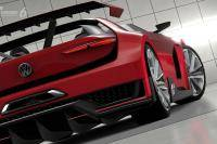 Volkswagen GTI Roadster Vision Gran Turismo is virtuele supercar