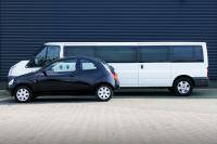 Ford Transit XXL 'Stretched limo'