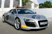 Audi R8 nieuwe DTM Safety Car